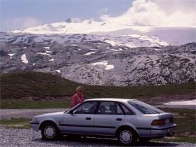 14509 AS og bilen