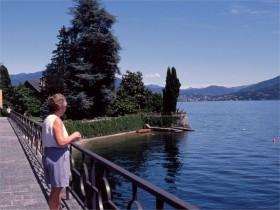 14568 AS ved Lago de Maggiore