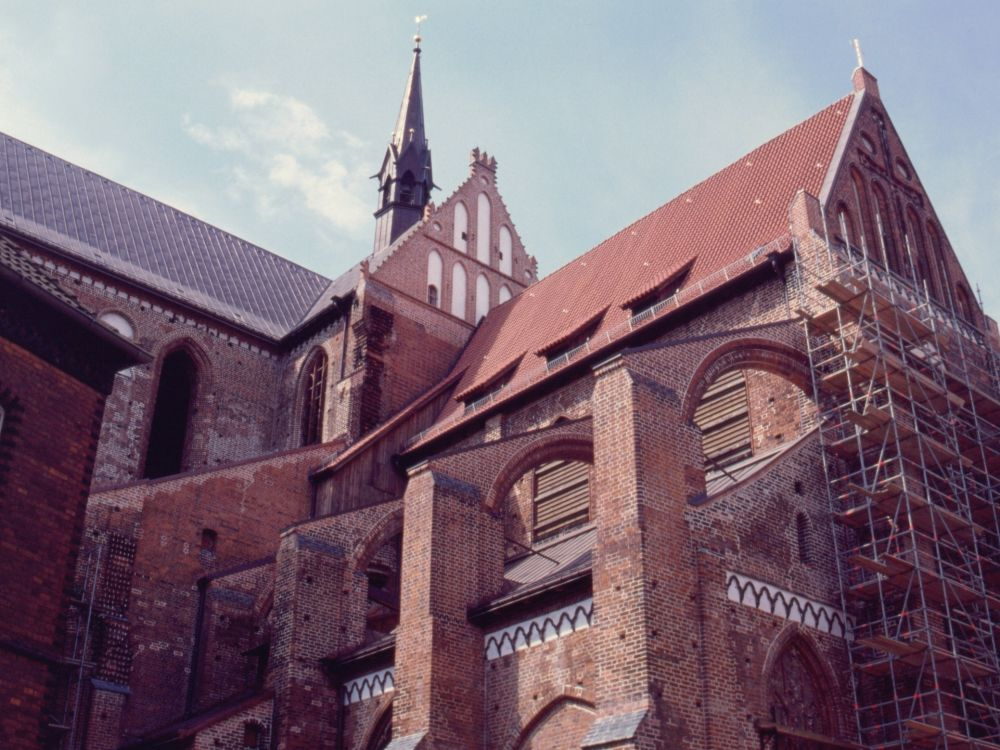 Georgenkirche i Wismar