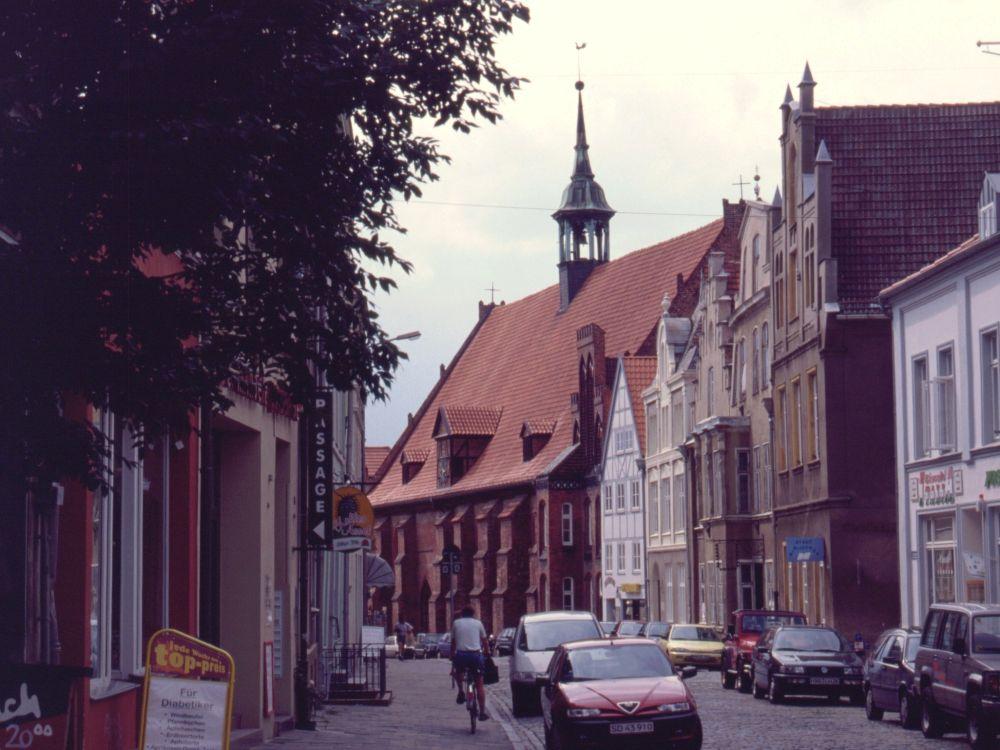 Helligåndshuset i Wismar