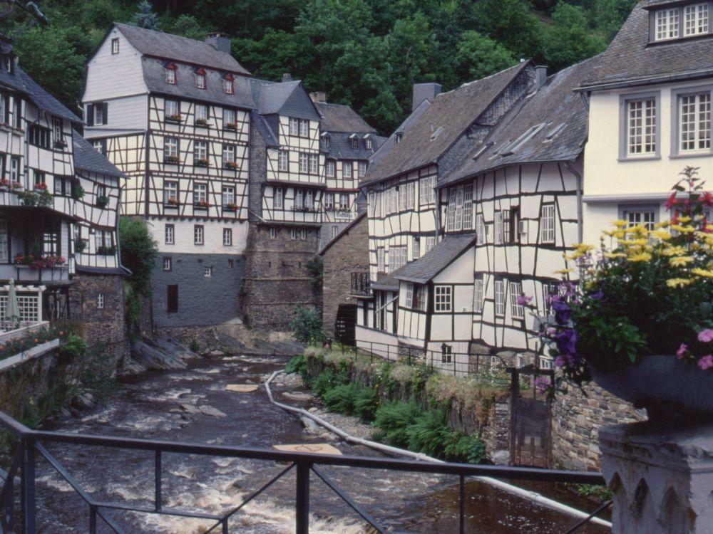 Monchau i Eifel