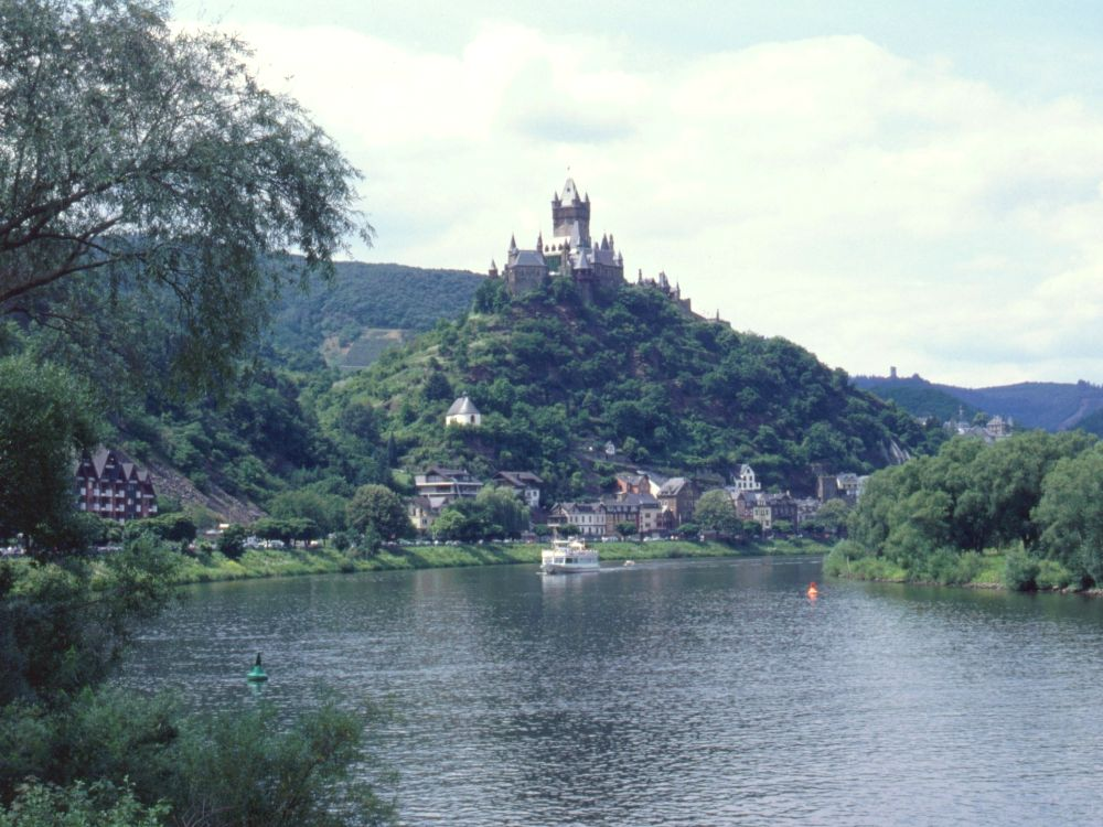 Cochen ved Mosel