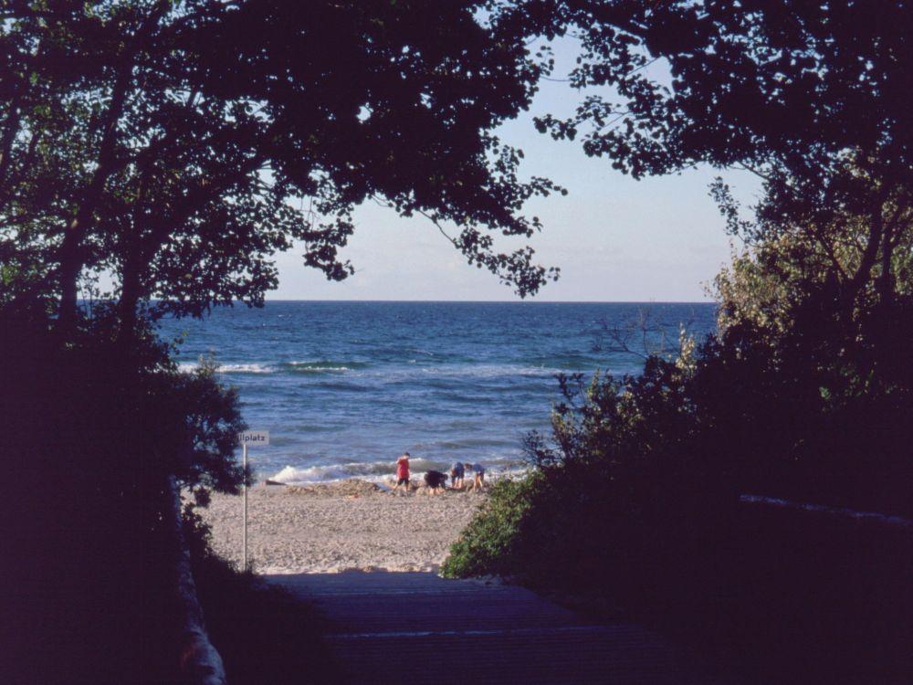 Stranden ved Kühlungsborn