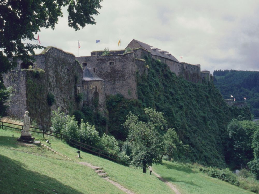 Bouillon slottet
