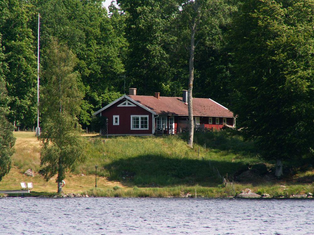 Hytten ved Ulvasjömåla
