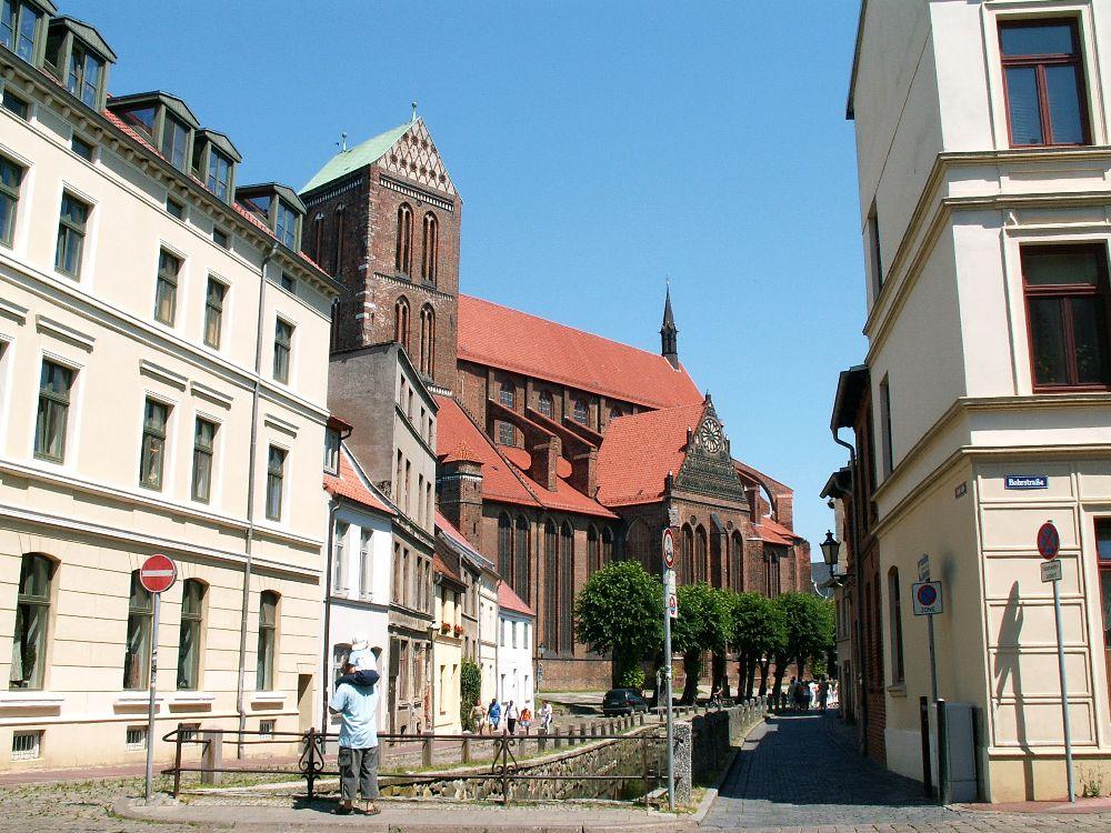 Wismar Nicolaikirken