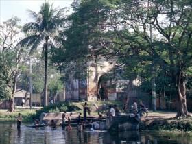 1998-BGL293 Rajshahi Tempelruin