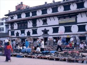 1998-NEP485 Kathmandu Durbar Square