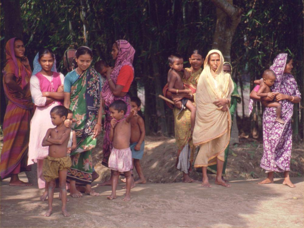 Landsbykvinder