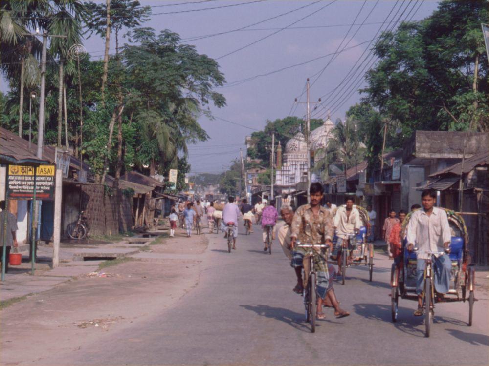 Provinsbyen Nilphamari