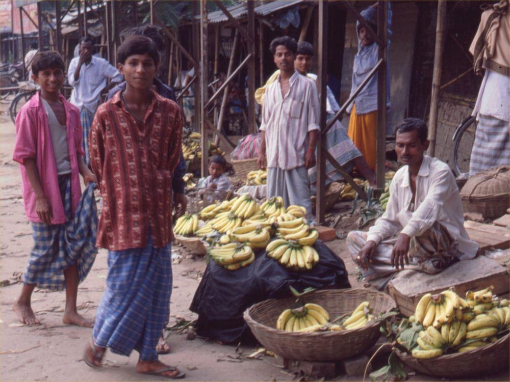 Bananmarked
