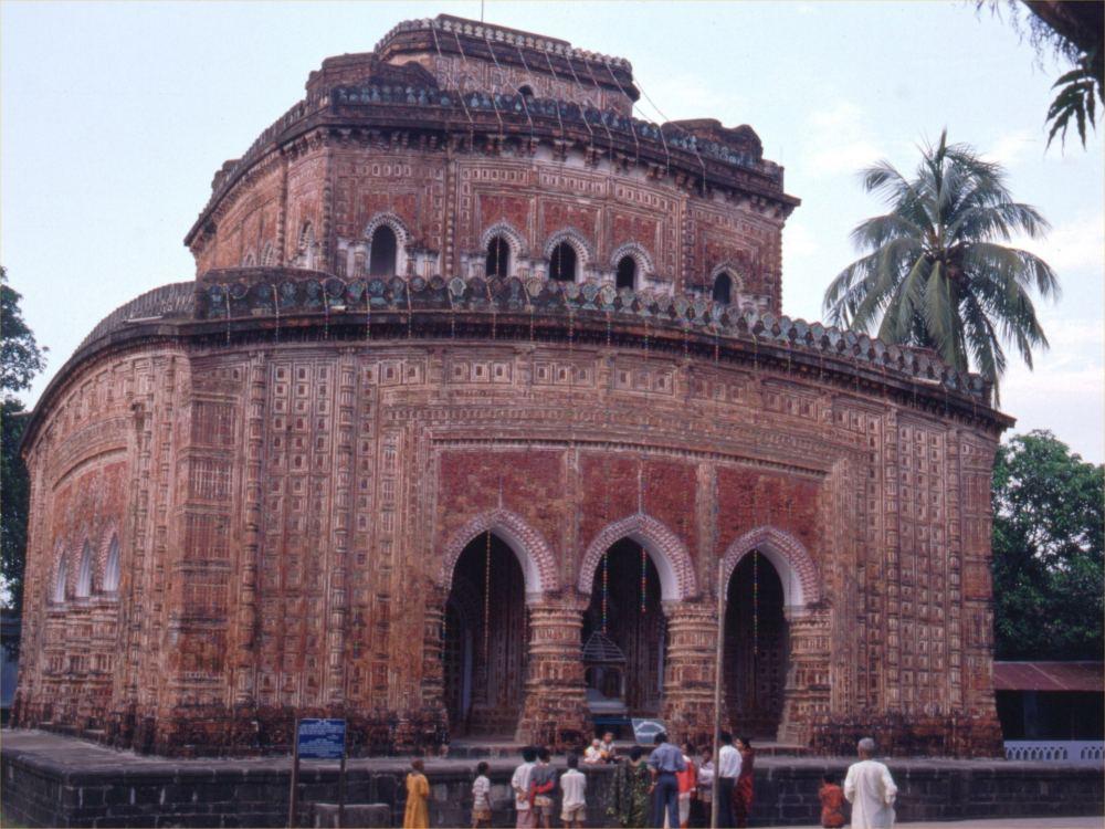 Vishnu templet i Kantinagar
