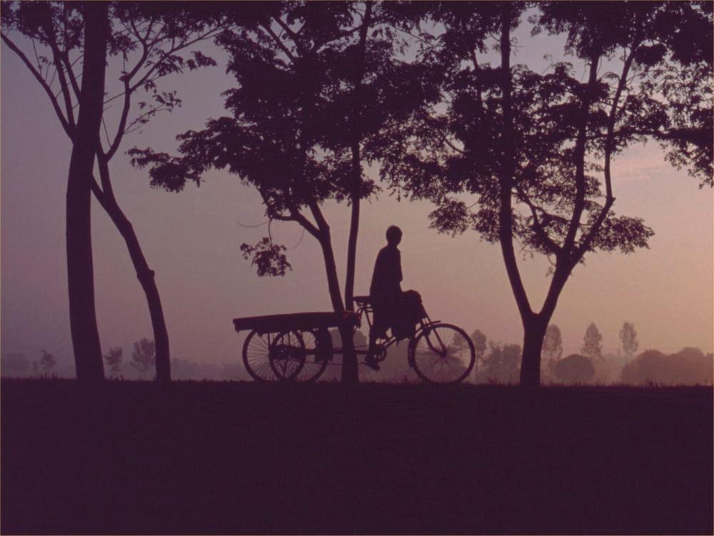 Tidlig morgen i Bangladesh