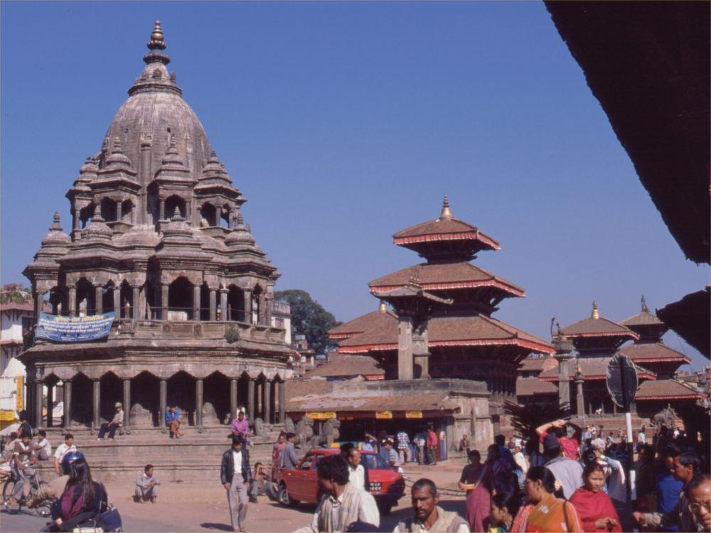 Durbar Square i Patan