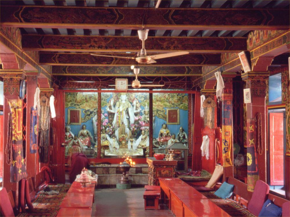 Det gyldne Tempel i Patan