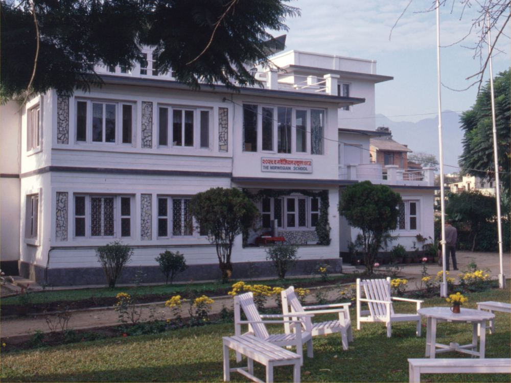 Den norske Skole i Patan / Kathmandu