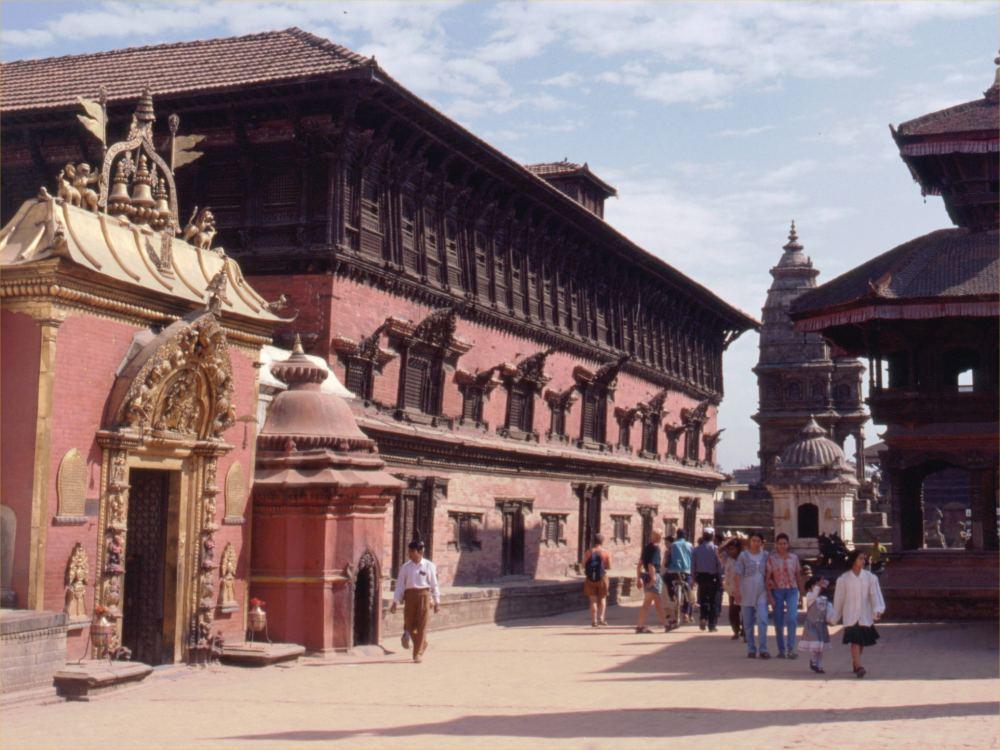 Kongepaladset i Bhaktapur