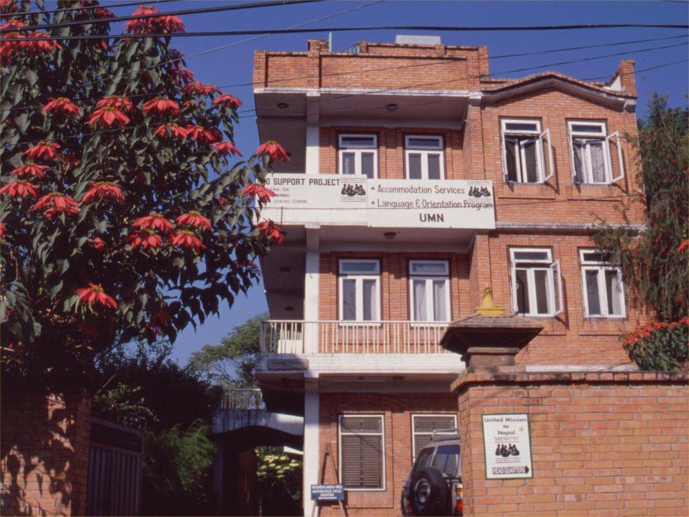 United Mission to Nepal's hovedkvarter