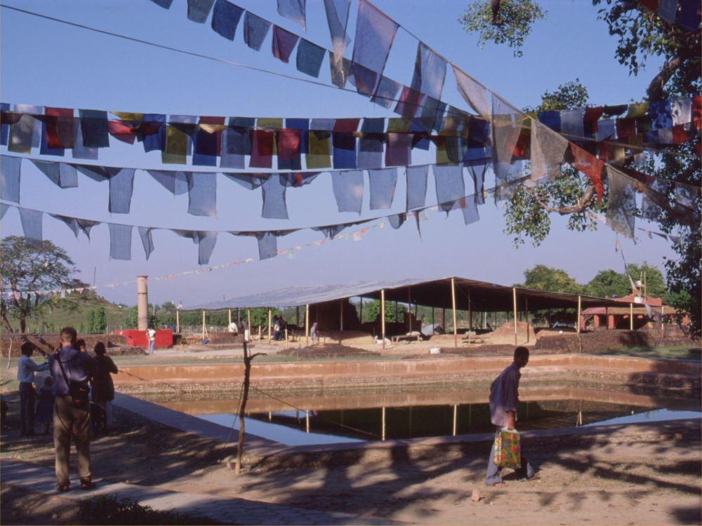 Buddhas fødested i Lumbini