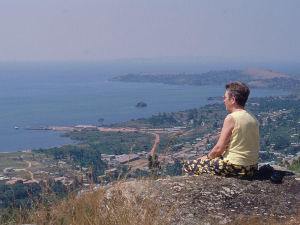Aase ved Victoriasøen