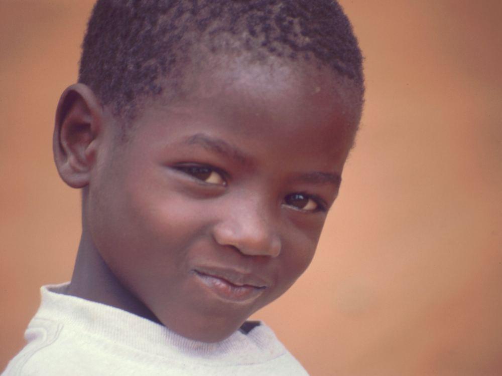 Dreng fra Tanzania
