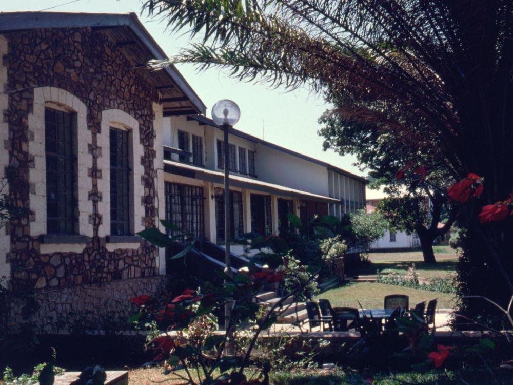 Kirkens hus i Bukoba