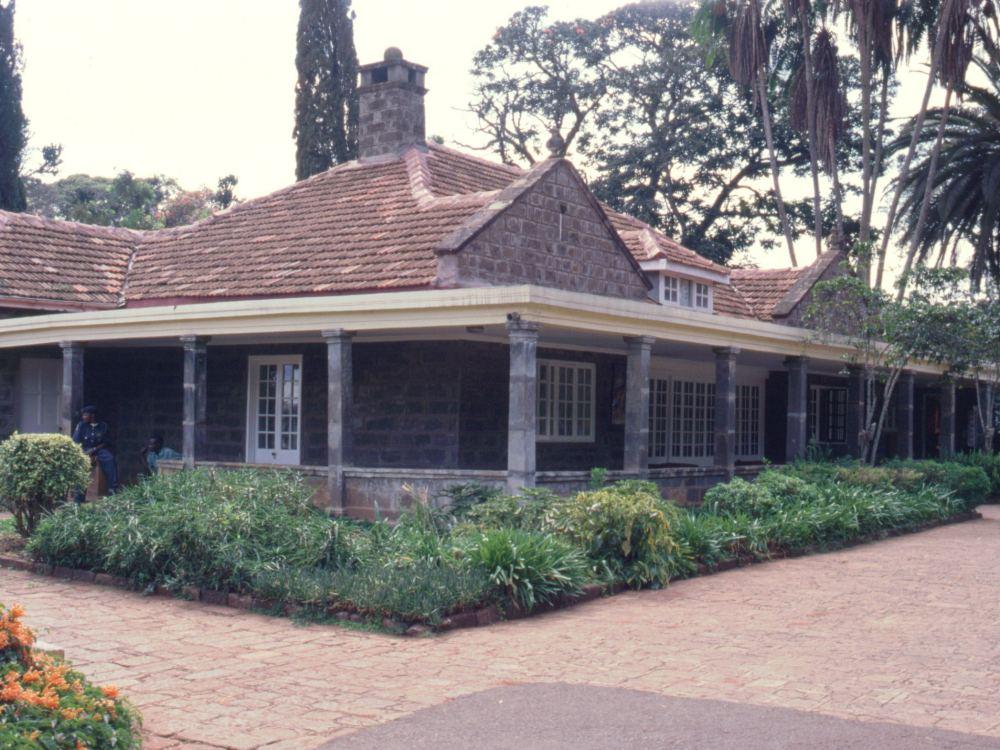 Karen Blixens hus i Nairobi, Kenya