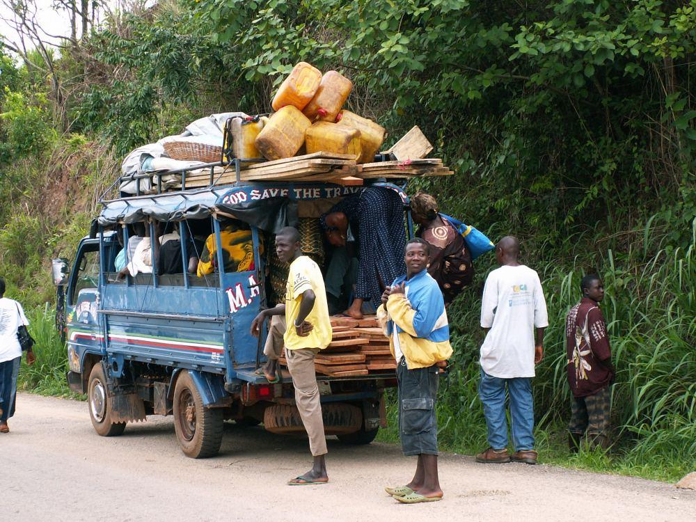 Offentlige transportmidler