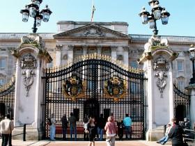 2007 Lon 295 Omkirng Buckingham Palace