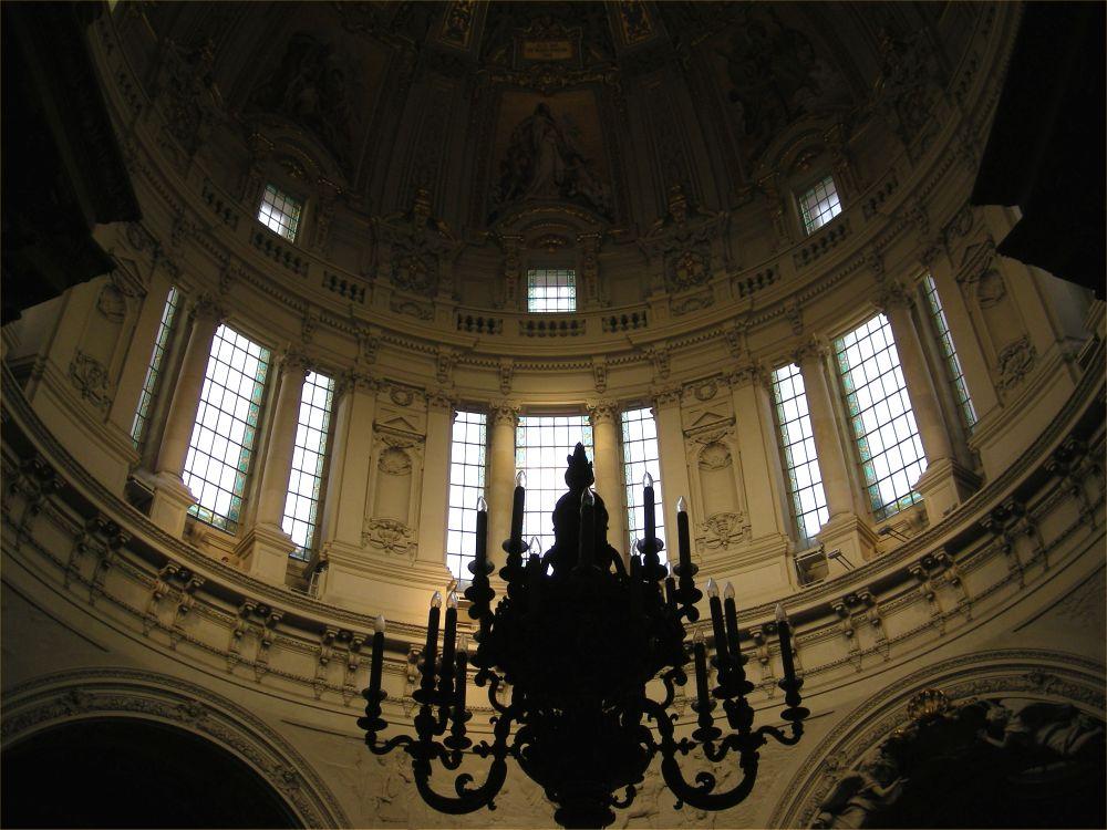 Indtryk fra Berlins Domkirke