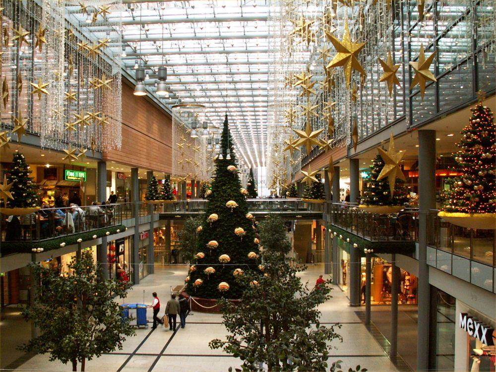 Juleudstilling i Arkaden i Berlin