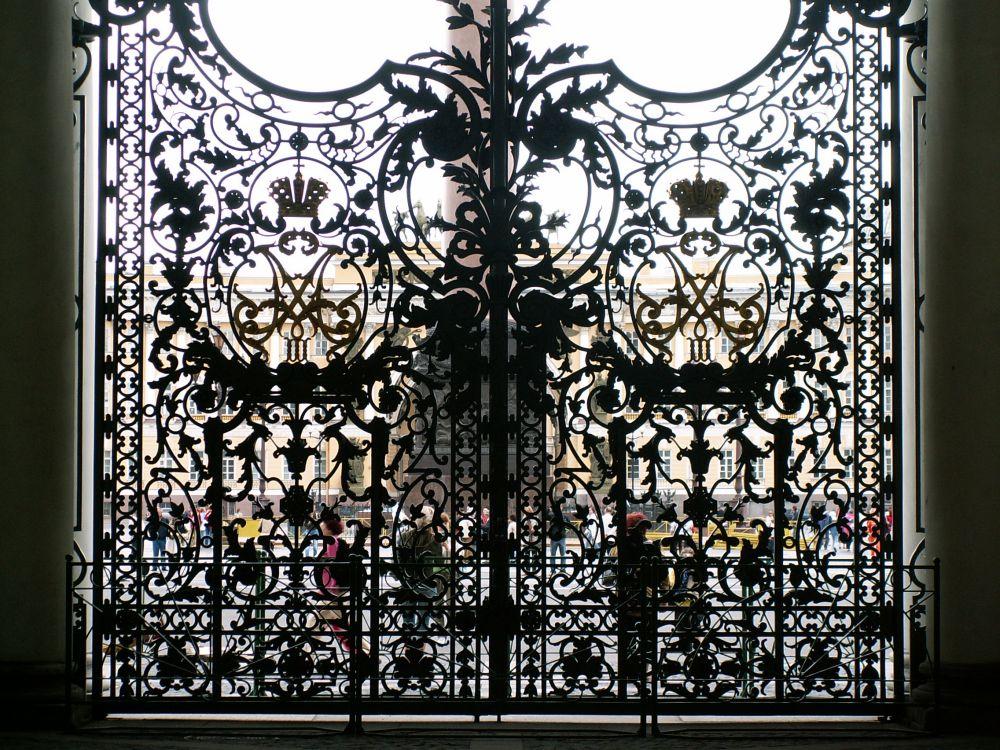 Smedejernslåge ved Vinterpaladset