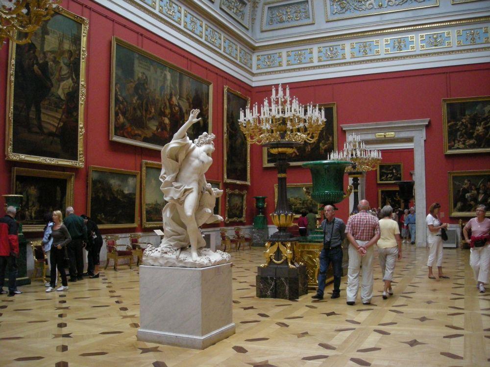 Eremitagemuseet ved Vinterpaladset