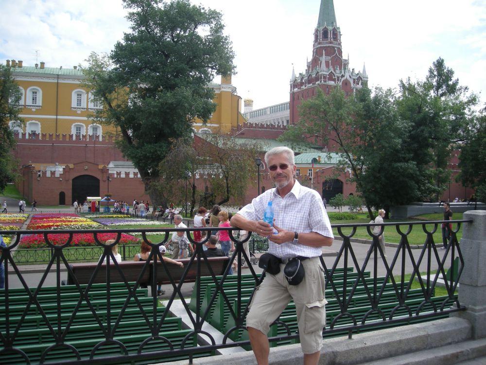Thorkild ved Moskvas Kreml