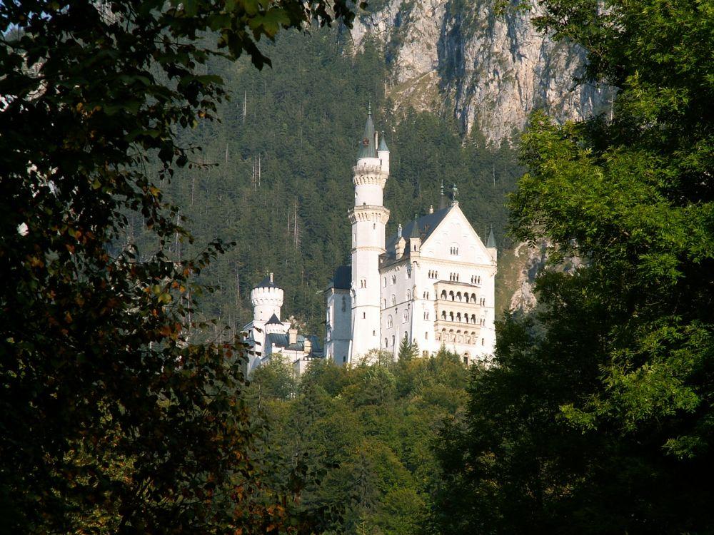 Slottet Neuschwanstein