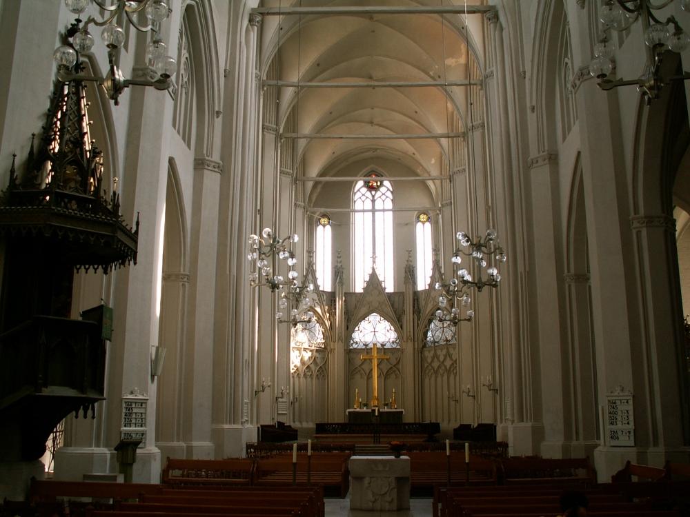 Greifswald Domkirken