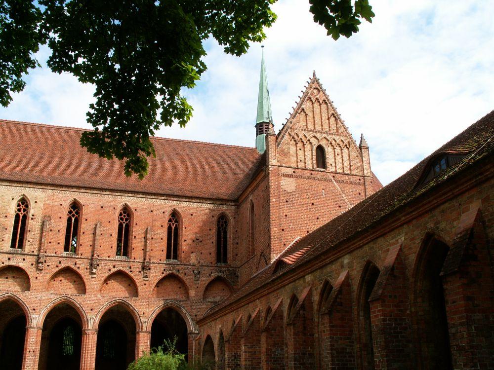 Kloster Chorin nø. for Berlin
