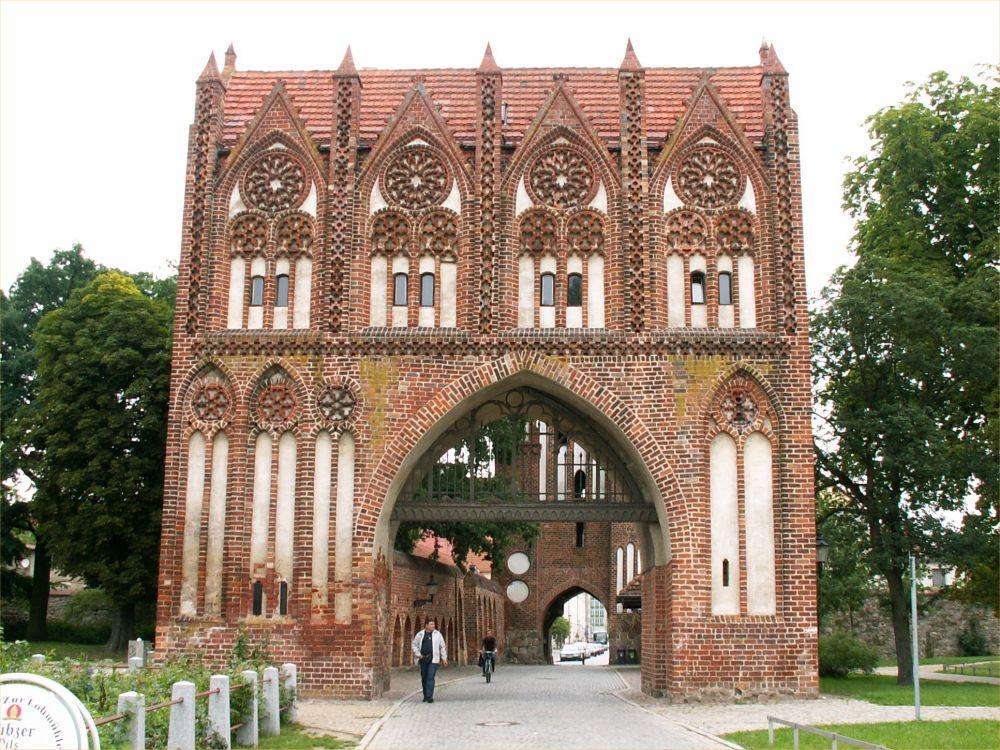 Byport i Neubrandenburg