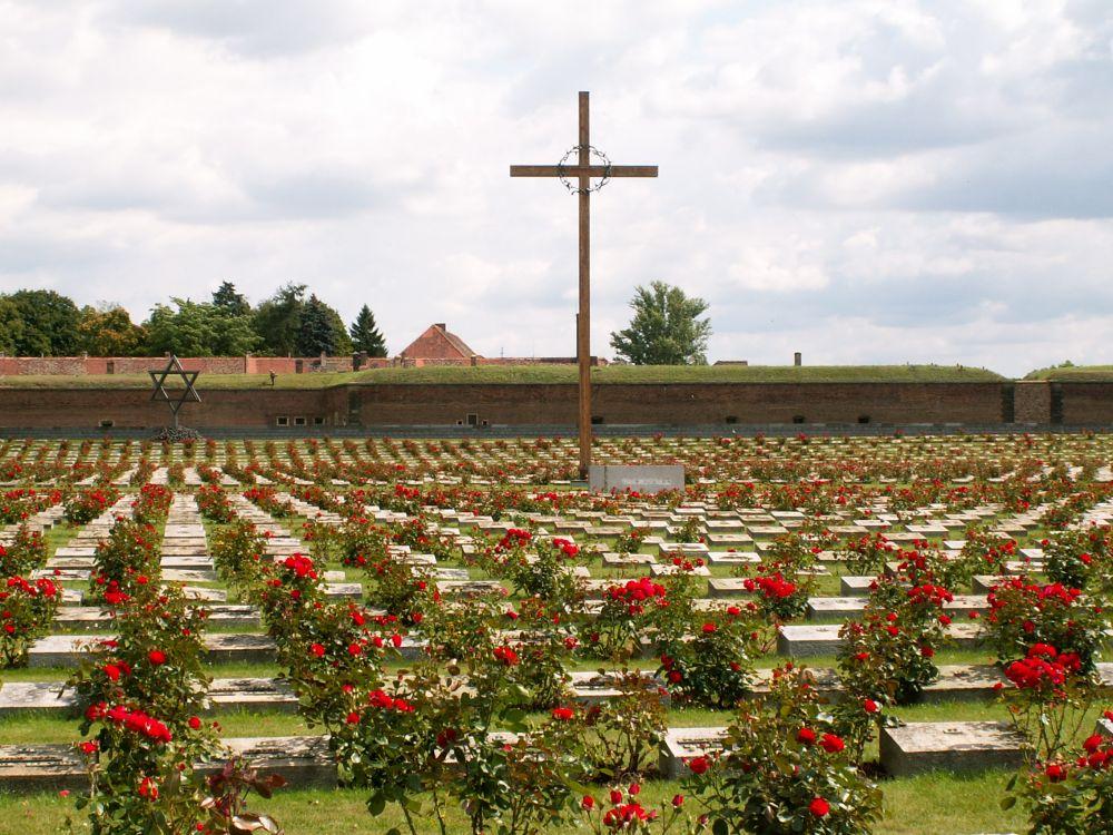 Nationalkirkegården ved Theresienstadt