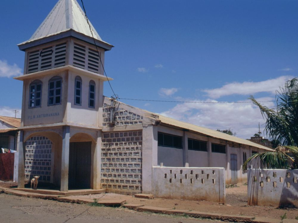 Luthersk kirke i Antsiranana