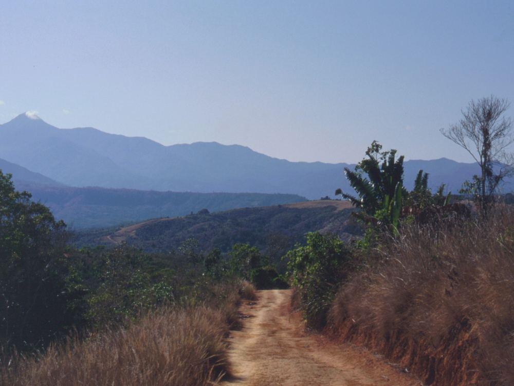 Mod bjergene i det nordlige Madagaskar