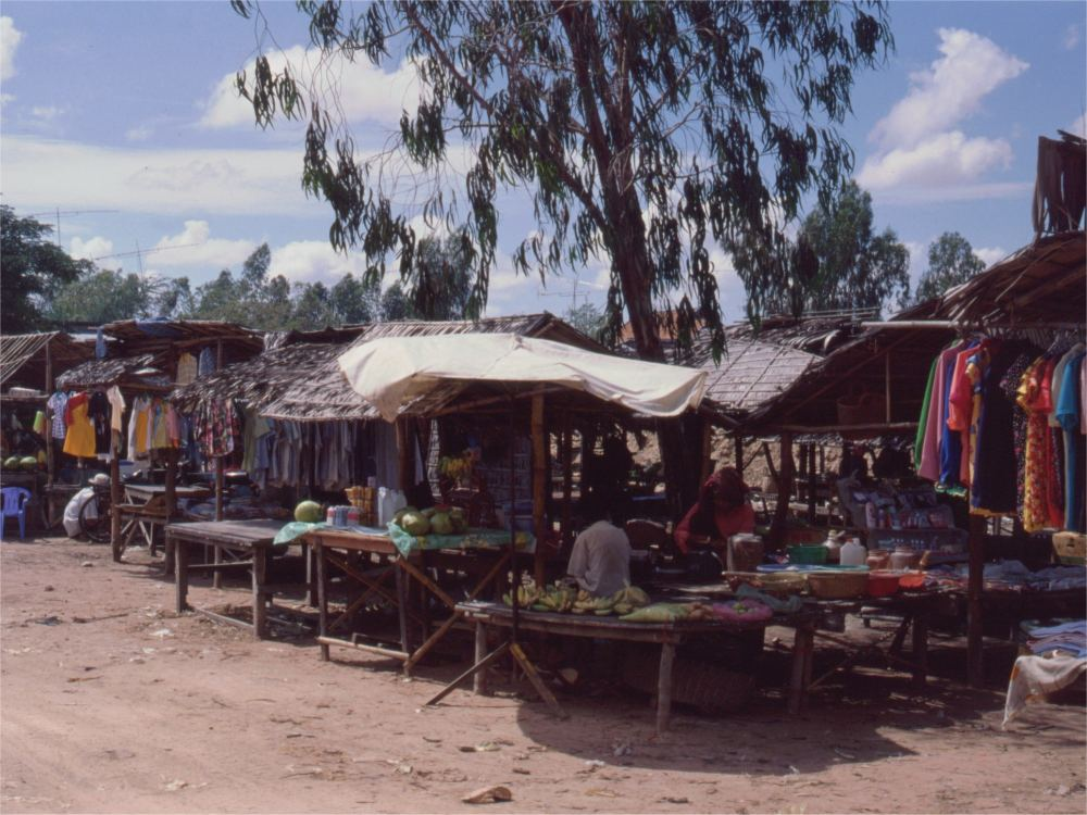 Landsbymarked