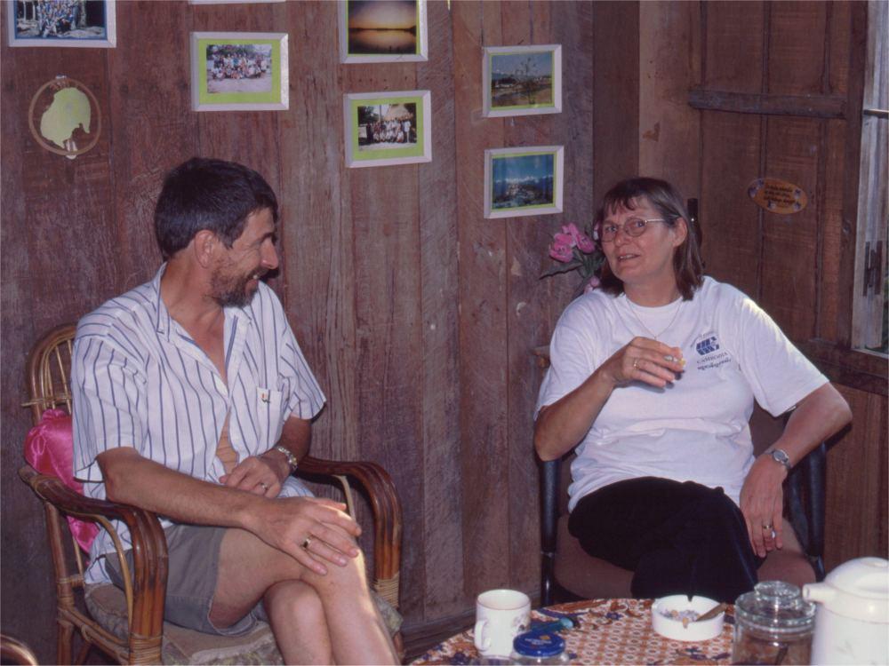 Bodil og Jørgen Lindegaard