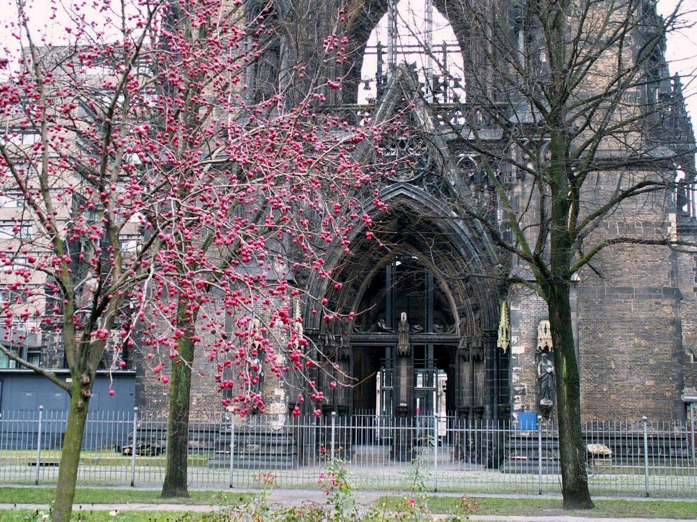 Hamburg Nikolai kirkeruin