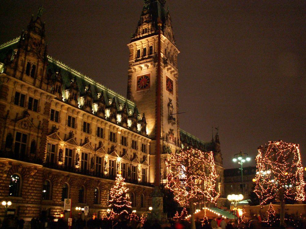 Det historiske julemarked ved Rådhuset