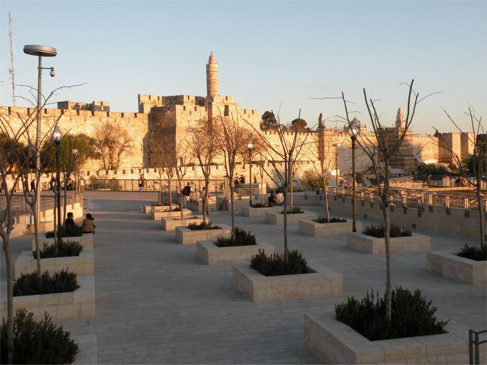 Jerusalem ved Jaffa-porten