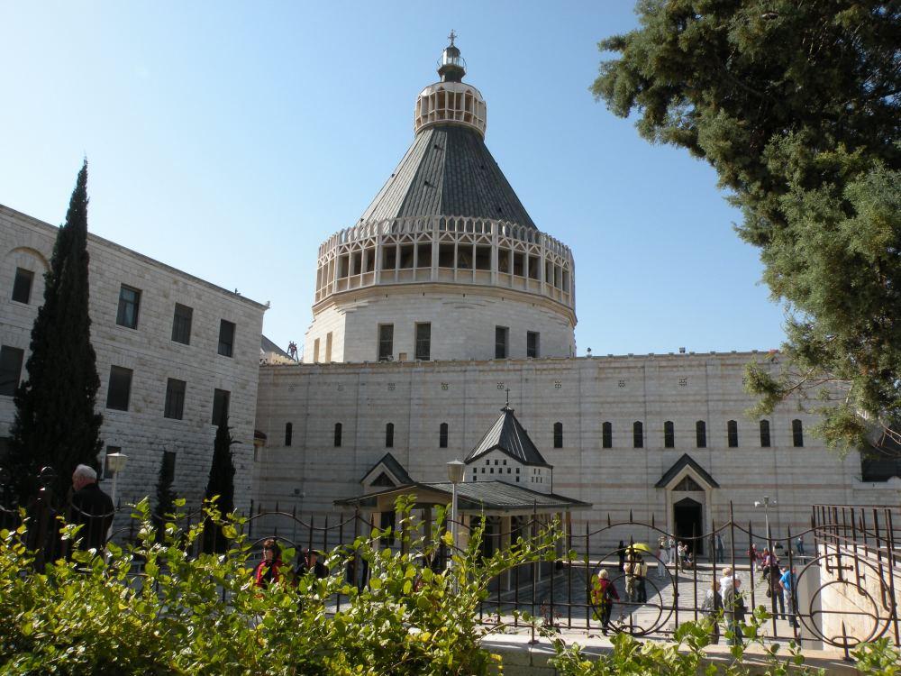 Bebudelseskirken i Nazaret