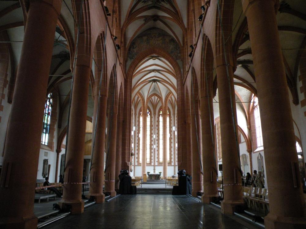 Domkirken i Heidelberg