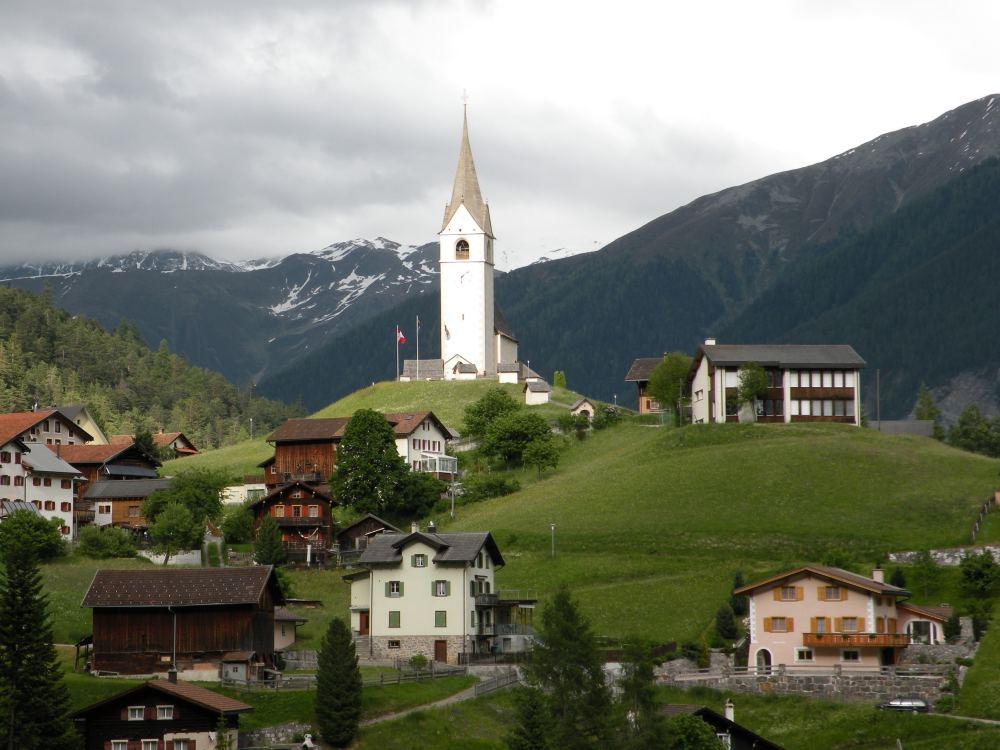 Schweizisk landsby: Smitten