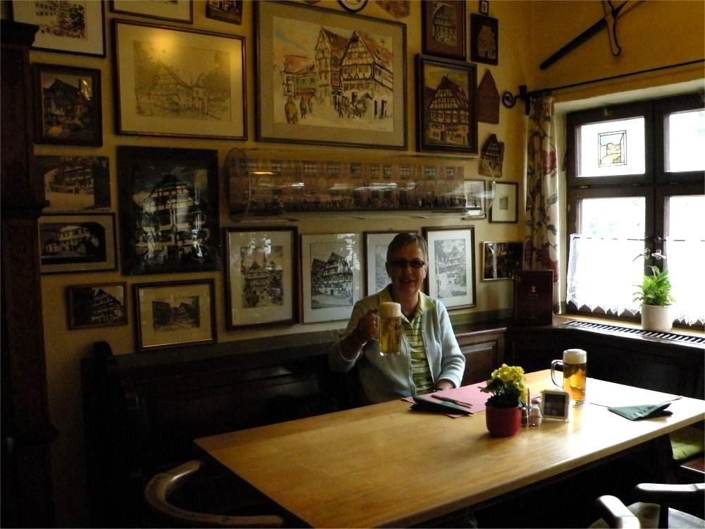Et dejligt spisested i Fiskerkvarteret Ulm